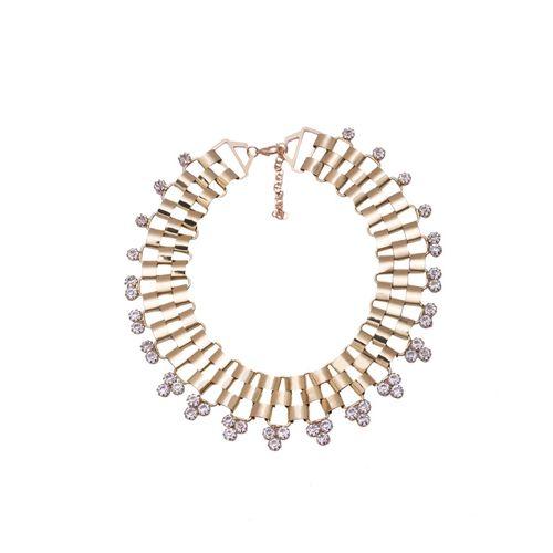 Golden Goddess necklace