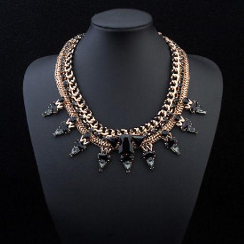 Grecian necklace