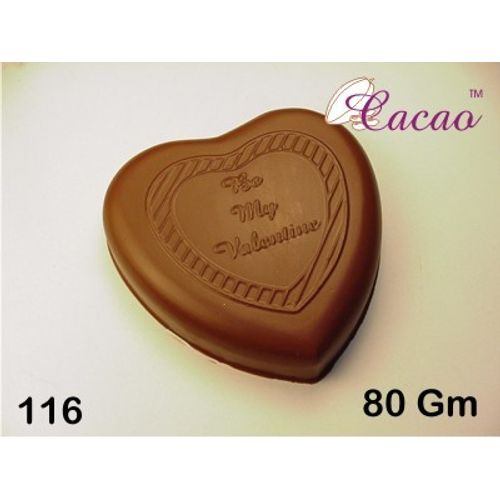 Heart Valentine Chocolate Mould Mch0121