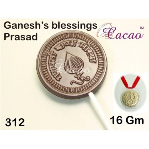 Ganesh's blessings-Chocolate Mould