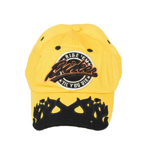 aecdaf21055 Tiekart men yellow winter caps
