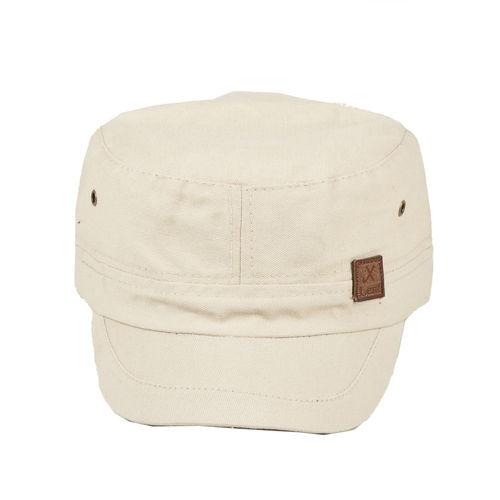 9d208e5b934 Tiekart men white plain solids winter caps