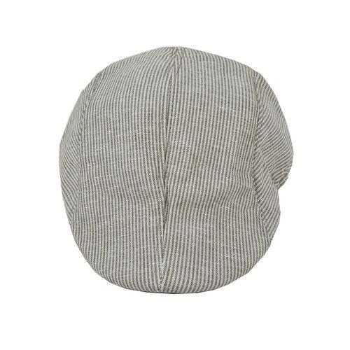 4c198c2ece5 Tiekart men grey striped winter golf cap