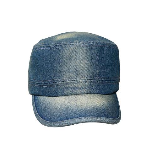 Blue Denim Trendy Caps For Men  5cd3b3c7179