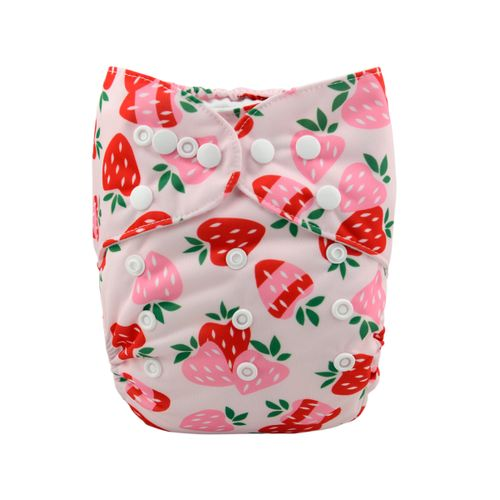 Pocket Diaper - Berry Farm