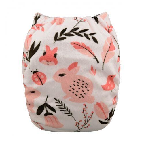 Pocket Diaper - Bunnies
