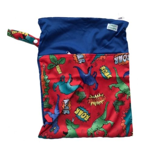 Wet Bag - Dinosaur