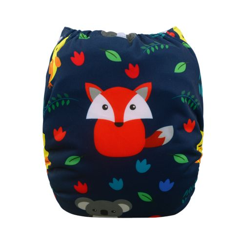 Pocket Diaper - Evil Fox