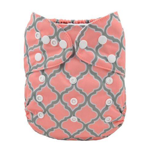 Pocket Diaper - Mauve