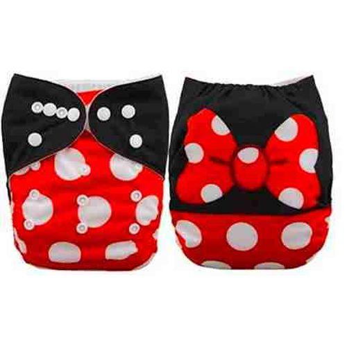 Pocket Diaper - Minnie