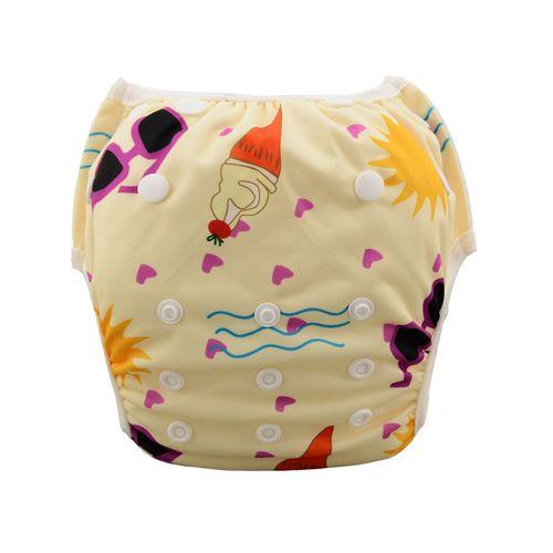 Swim Diaper - On the Beach