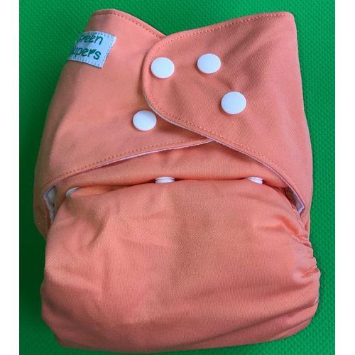 Pocket Diaper - Orange