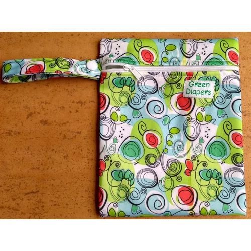Sandwich Bag - Swirls