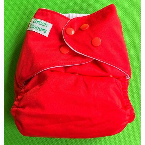 Pocket Diaper - Scarlett