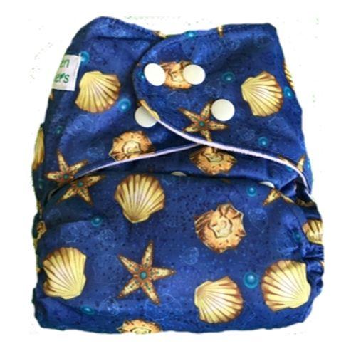 Pocket Diaper - Sea Dreams