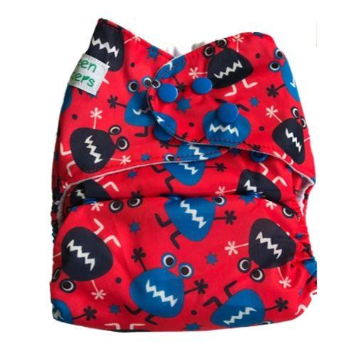 Pocket Diaper - Tushimon