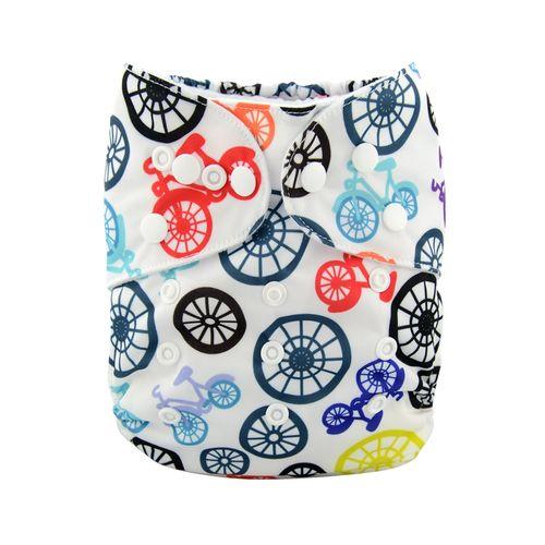 Pocket Diaper - Cycles