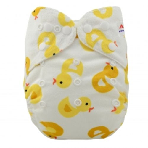 Pocket Diaper - Ducks