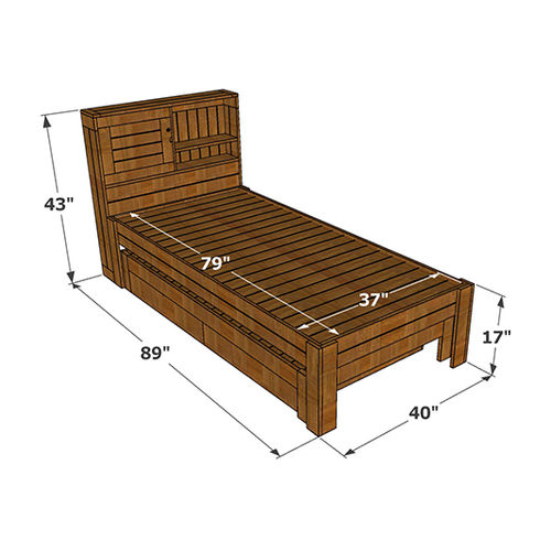 Georgia  - 2 Seater Sofa  Bench