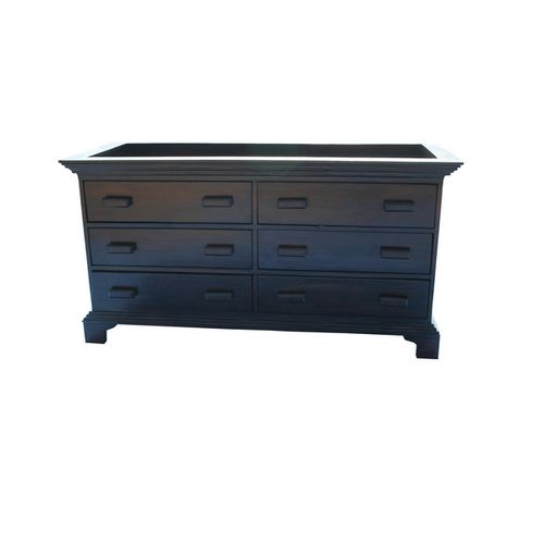 Ainsley 6 Drawer chest