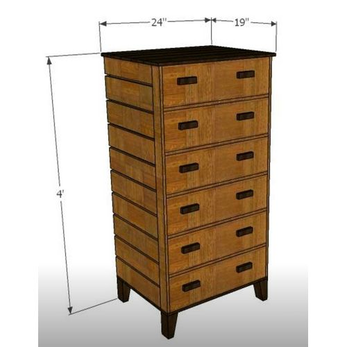Malone-Chest of Drawers