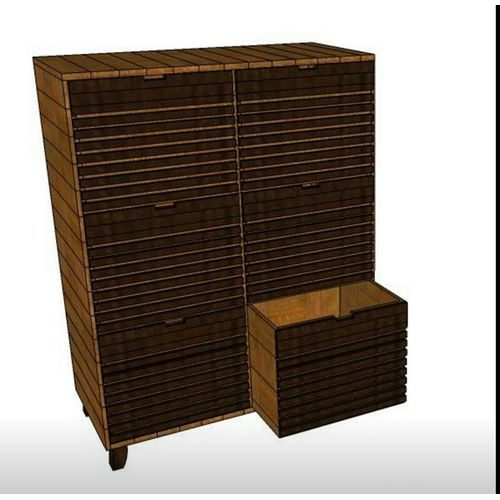 Denise-Chest of Drawers