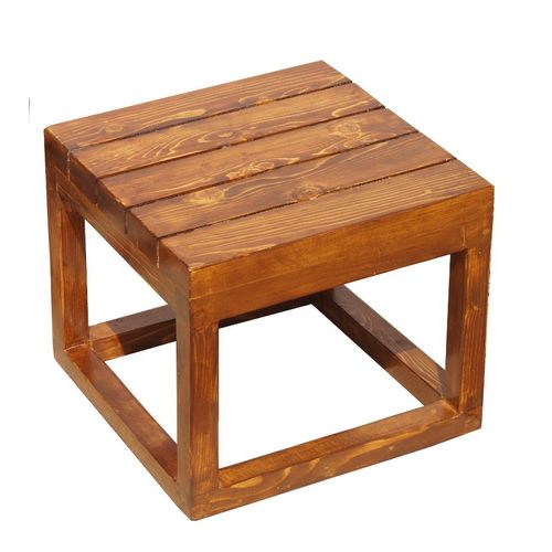 uByld Timber - Low Stool