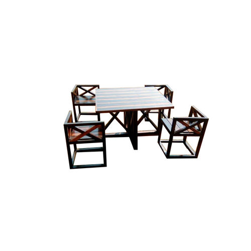 Quebec -4 seater dining set