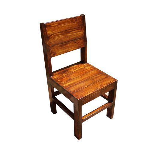 Mazi- Solid Wood Rustic Chair