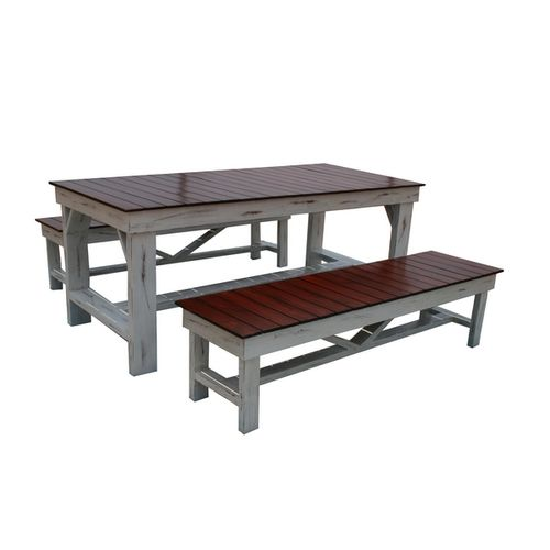 Timmons- 6 seater dining