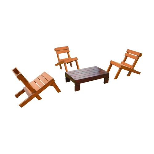 Omex- 3 seater with a table