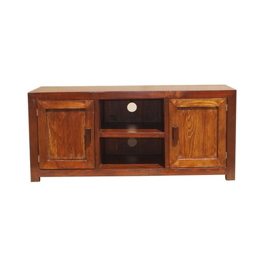 Sinclair- Rustic TV stand