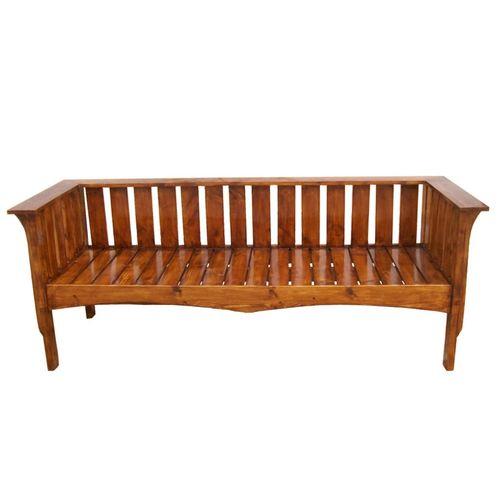 Cru - Ornate Vintage 3 seater sofa