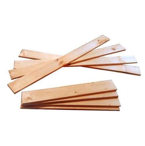 uByld Wood - Pack -o-8s