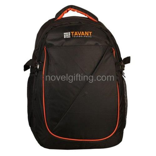 Style-03-Customized Laptop Back Pack with company logo embroidered