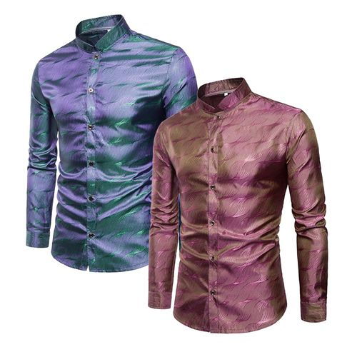 Designs Of Shirts For Men | Combo Of 2 New Pattern Shirt Men Latest Design New In Color