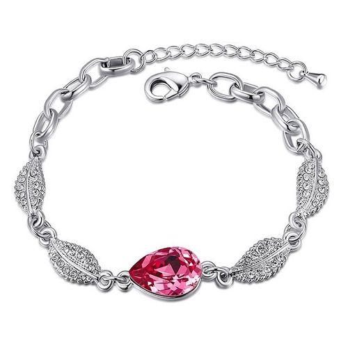 YouBella Valentine Collection Designer Crystal Bracelet