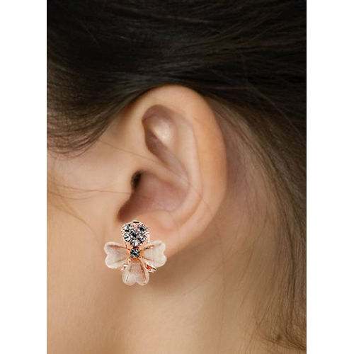 YouBella Gracias Collection Crystal Jewellery Earrings for Girls and Women