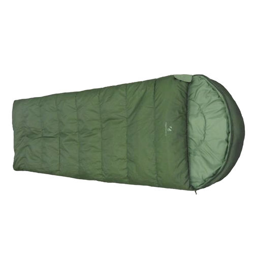 Cliff Climbers SLEEPING BAG ECLIPSE Oliver Green