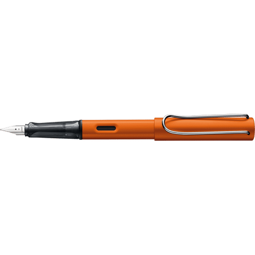 Lamy Fountain Pen Al Star 042 M Copper Orange