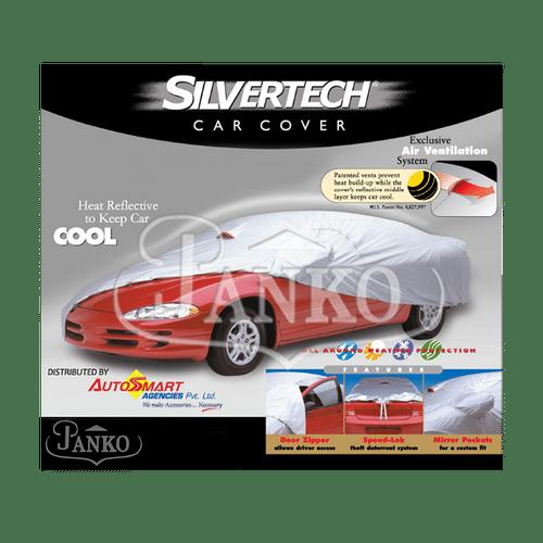 Silvertech car body cover