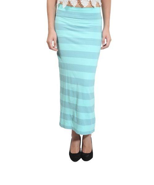 Sidewalk Skirt- Mint Green