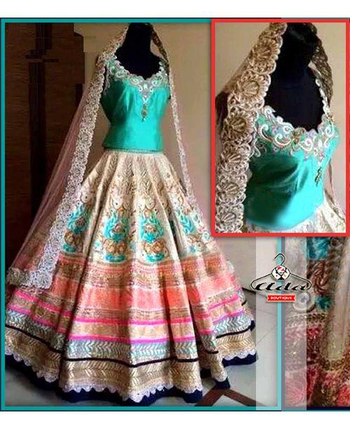 Stylish Lehenga Dress
