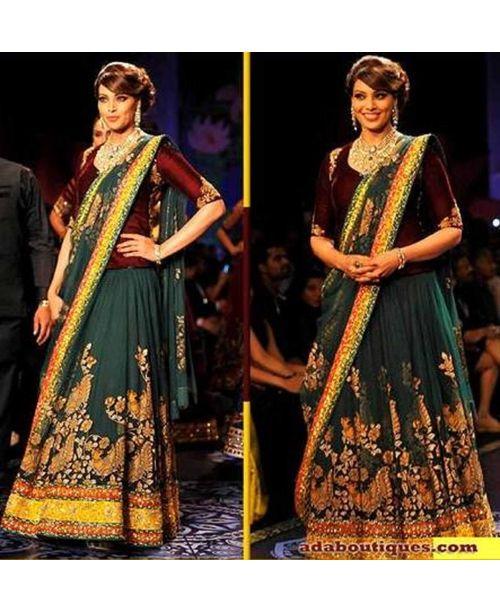 Bipasha Stylish Lehenga Dress