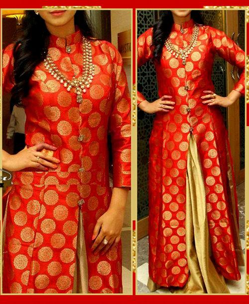 Stylish Ethnic Dress