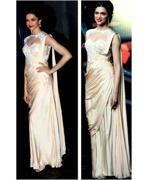 Deepika Stylish Saree