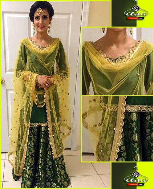 Stylish Garara Dress