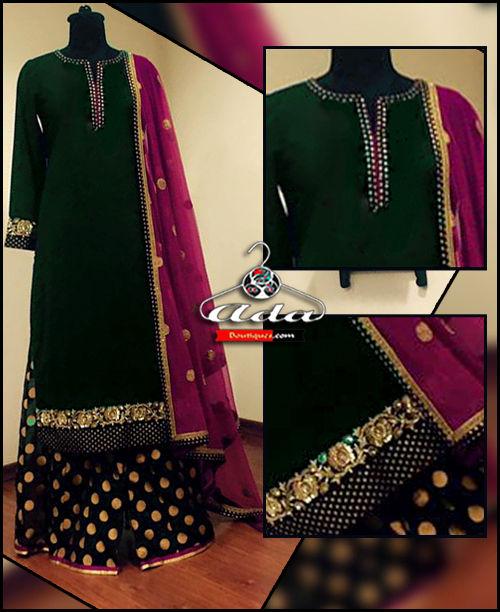 Trendy Ethnic Dress