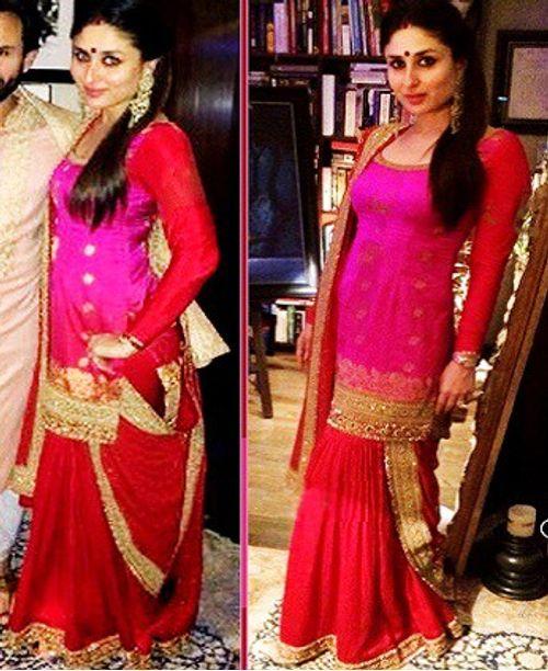 Stylish Kareena Lehenga Dress