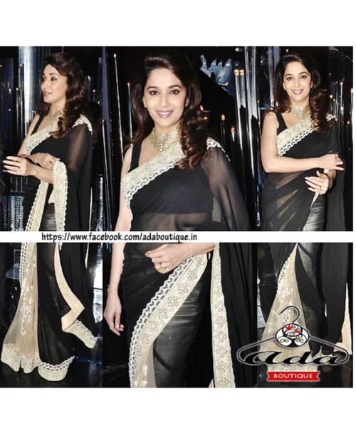 Madhuri Black Beauty